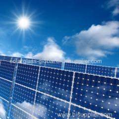 300w mono temperado anti-reflexo painel solar