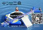 Summer Inflatable Water Games , Beach Inflatable Amusement Park