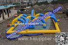 Popular Inflatable Sport Games , Inflatable Race Track for Kids
