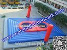 Outdoor Inflatable Sport Games / Inflatable Volleyball Court