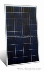 200w anti-reflective poly solar panel