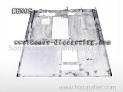 Notebook computer shell Light alloy die casting