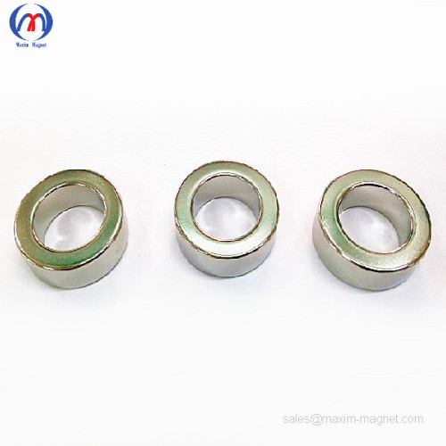 Ring magnets in rare earth Neodymium iron boron material