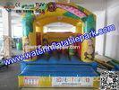 Amazing Commercial Inflatable Bouncy Castle For Amusement Game