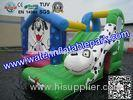 Backyard Kids Small Inflatable Bouncy Castle with Slide Hire