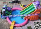 20m Diameter Summer Fun Outdoor Inflatable Water Sport Game by 0.55mm PVC Tarpaulin