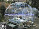 Sports Bubble Transparent Dome Tent 6m x 4m For Advertising Trade Show