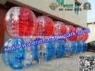 Water Walking Exercise Inflatable Bumper Ball , Inflatable Water Bumper Soccer Ball