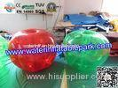 Colorful Inflatable Bumper Ball Water Toys , InflatableBumper Soccer