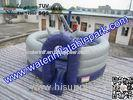 PVC Tarpaulin Gladiators Inflatable Jousting Arena For Sport Game