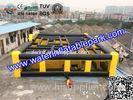 Laser Tag Inflatable Maze Hire / Inflatable Maze For Amusement Park