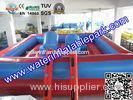 Gladiator Jousting Inflatable Sport Games , Inflatable Gladiator Joust Hire