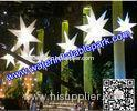 Illuminated Night Club Decoration Inflatable LED Lighting Star FOR Event
