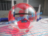 Red hotsale inflatable water walking ball