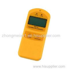 Portable Beta Gamma radiation radiometer GM counter