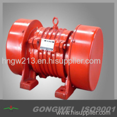 A common vibrating source and Multi-type oriented vibration motor