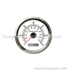 85mm hole size GPS Speedometer