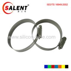 """20 PCS 9mm 0.35"""" Spring clip Fuel / Silicone Vacuum Hose Clamp Low Pressure"""