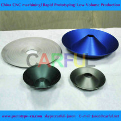 Low volume production metal parts China manufacturer