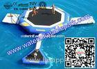 Amazing Blowing Up Inflatable Water Games , Party Inflatable Amusement Park