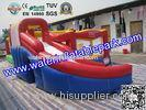 Professional Inflatable Bouncy Castle Combo 1500D PVC with Slide