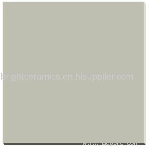 Pure color ceramic tiles/grey and white polished floor tile