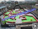 Inflatable Golf Field for Sport Game