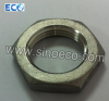 Ss Lock Nut, Threaded Stainless Steel 304 or 316 Pipe Fitting, Hexagon Lock Nut