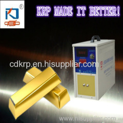 High frequency induction heating machine