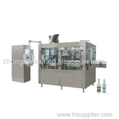 Energy Drink / Carbonated Drink Filling Machine 8000 BPH