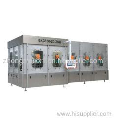 500ml Fully Automatic Volumetric Filling Machine For Edible Oil High Viscosity Milk