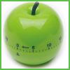60 minutes Green Apple Kitchen Timer