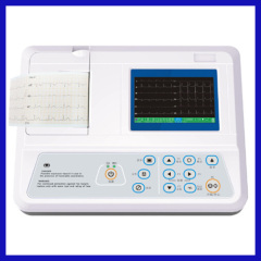 handheld ecg machine with automatic analysis function