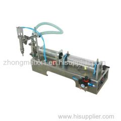 G1WY Pneumatic Liquid bottle Filling Machine