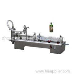 One Head Liquid Filling Machine