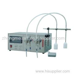 YG-2 Magnetic pump liquid filling machine