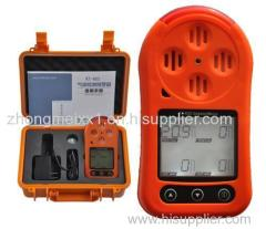 Portable Multi Gas Detector KT-602 one-to-four type