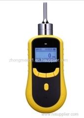 pumping portable formaldehyde CH2O gas detector