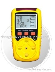 KP826 multi-gas detector/two or more gas detector