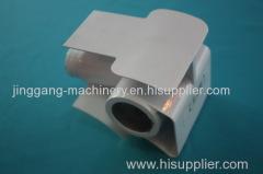 Die casting machinery parts aluminum parts
