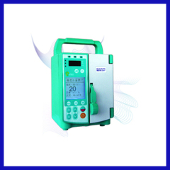 Infusion Pump in clinici and hospital