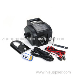 12v mini electric boat winch with CE