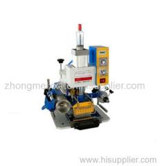 Mini Desktop Hot Stamping Machine for Wood (TH-90-3)