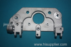 stand holder support parts for car parts for machine