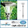 Cixi landsign solar led yard lamp