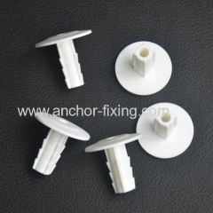 cable grommet for coaxial cable installation