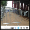 New Zealand hot dipped galvanzied crowd control concrete barrier blocks system