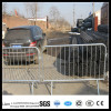 galvanized after welding retractable police control crowd control safety steel barrier