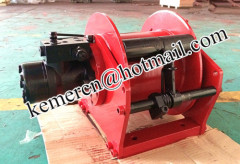 1.5 ton hydraulic winch exported to United States