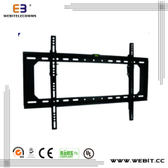 32-62inch heavy gauge steel construction universal wall mount tv bracke